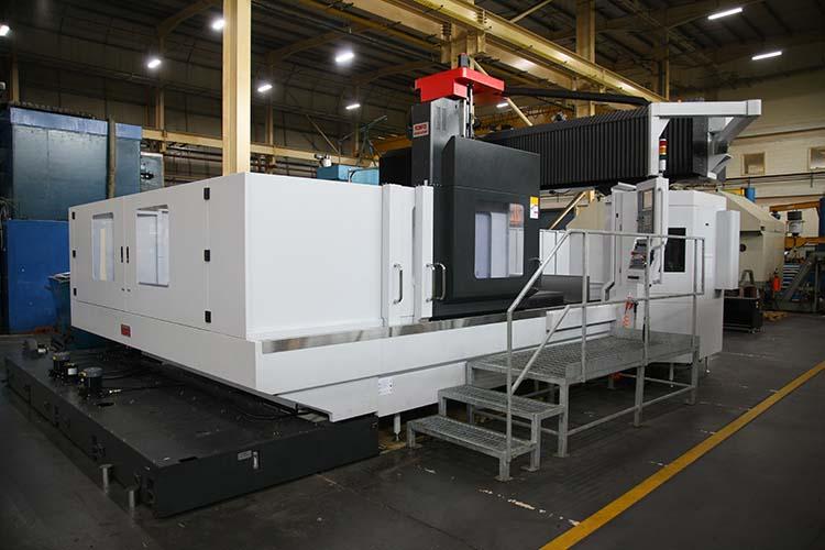 Kafo machine chosen for defence parts