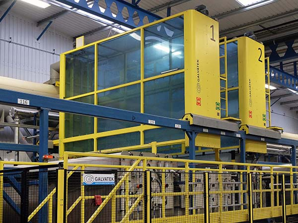 Rapid expansion at anodising centre