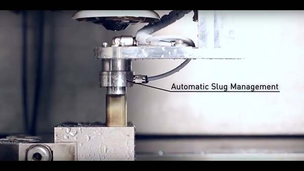 Faster, smarter machining