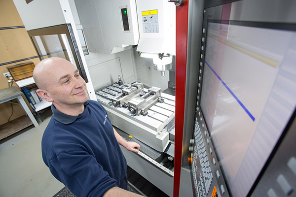 Machine investment set to create jobs