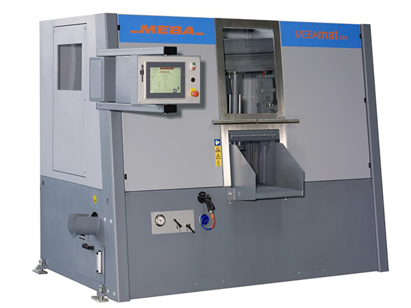 Automatic straight-cutting bandsaw released