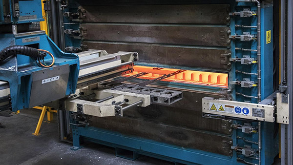 Latest press-hardening technology selected