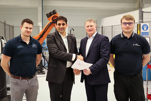 AMRC signs MoU with GKN Aerospace
