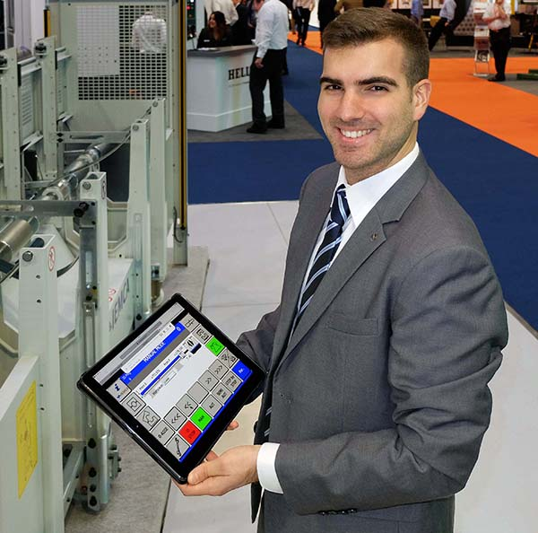 Industry 4.0-enabled bar feeds