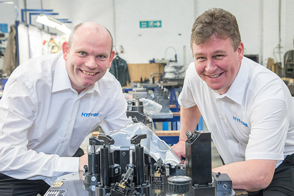 Workholding in the spotlight