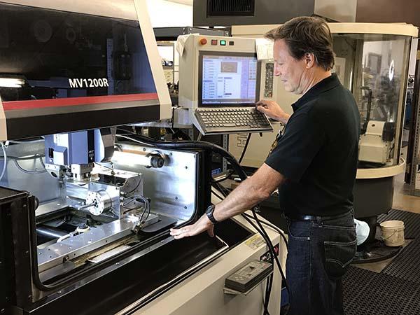MCC achieves rapid machining with Esprit