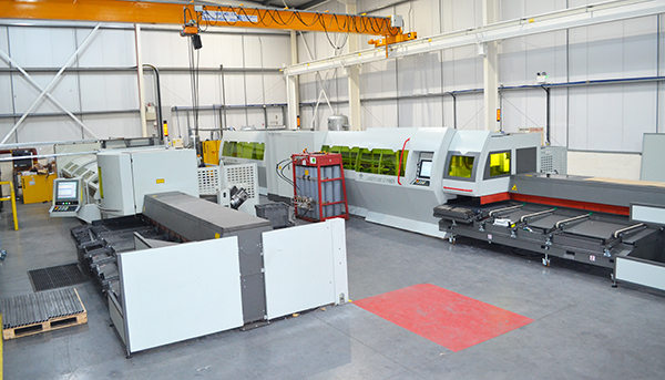 Gratnells invests in latest laser technology