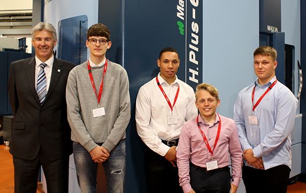 Welcome evening for Matsuura apprentices