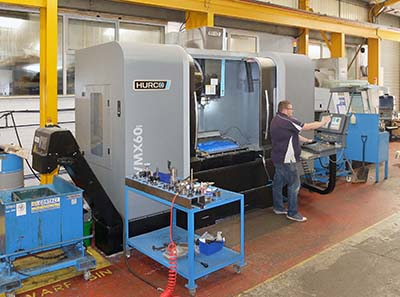 Pressings subcontractor brings toolmaking in-house