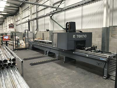 Sherwood Aluminium chooses Emmegi