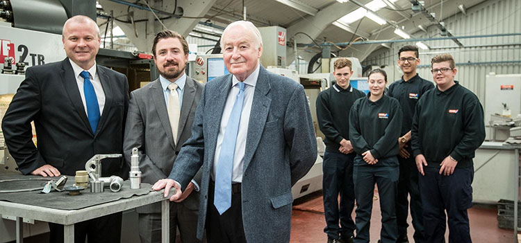Ford Engineering partners Gateshead College