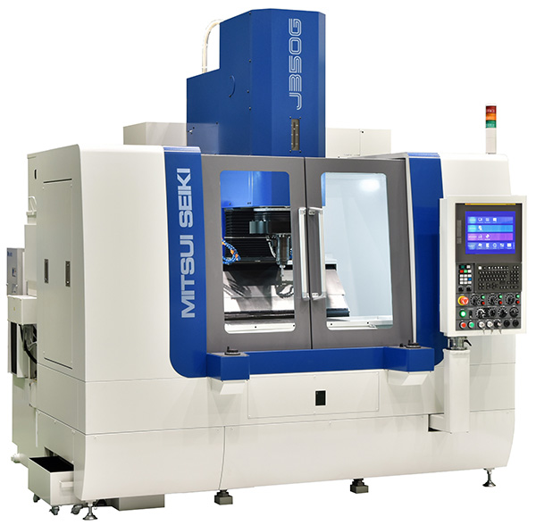 Jig grinder offers ±0.0007 mm accuracy