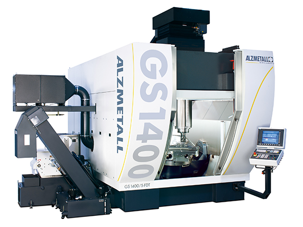 Five-axis portfolio expanded at 2D CNC