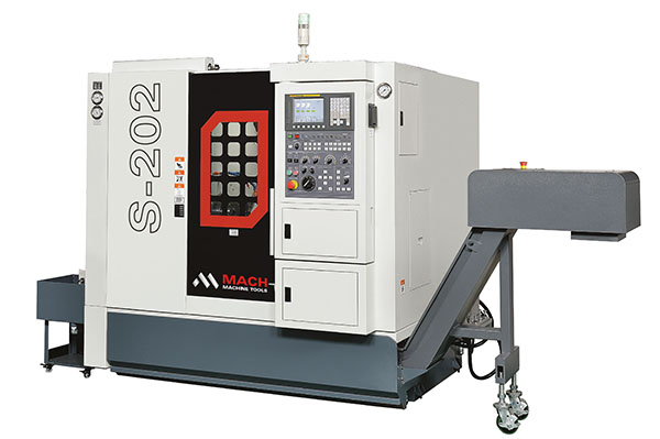 Latest machines offer control options