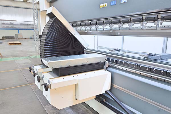 Electric sheet lifters for press brakes