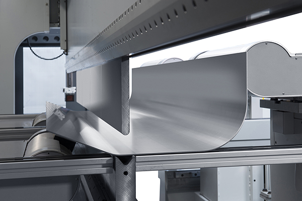 Press brake will make aero parts