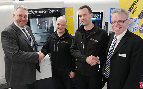 P&T invests in Nakamura to surpass £2m sales