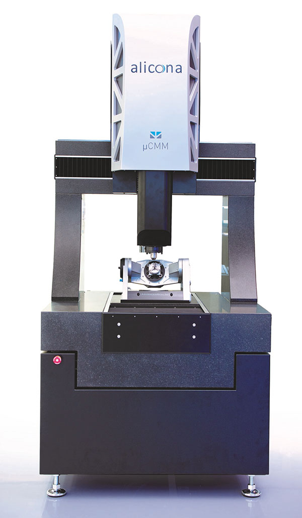 Optical co-ordinate measuring system unveiled