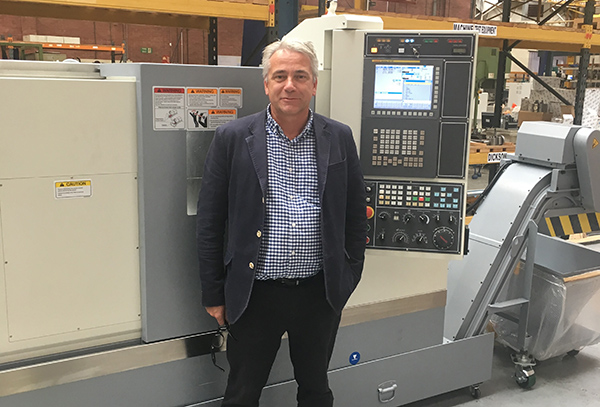 Colchester appoints sales manager for south