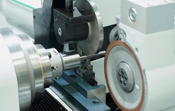 Blank preparation grinder introduced