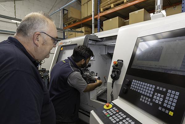 Towering success for UK manufacturer