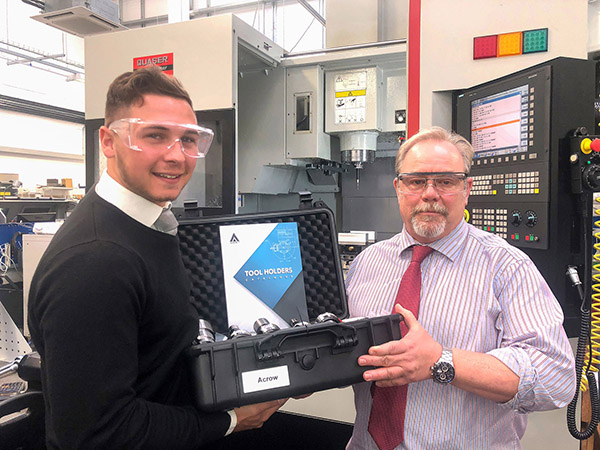 Tooling helps maximise five-axis investment