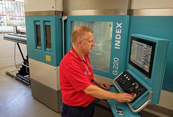 University chooses Index turn-mill centre