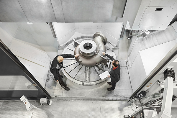Machine tools drive cost savings