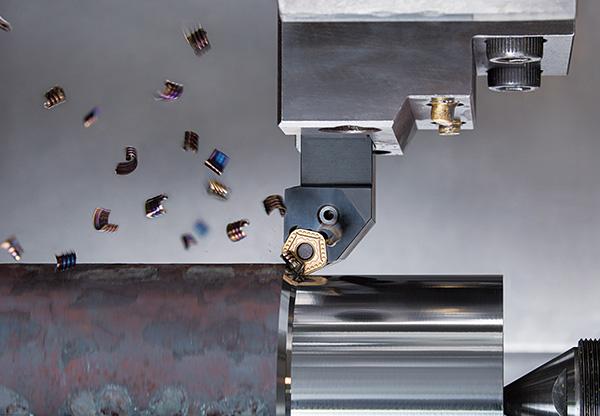 Tool boosts turning efficiency