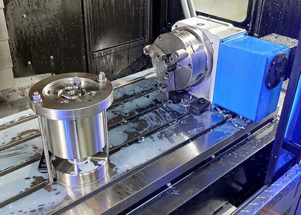 Milling centres enhance tough-alloy machining