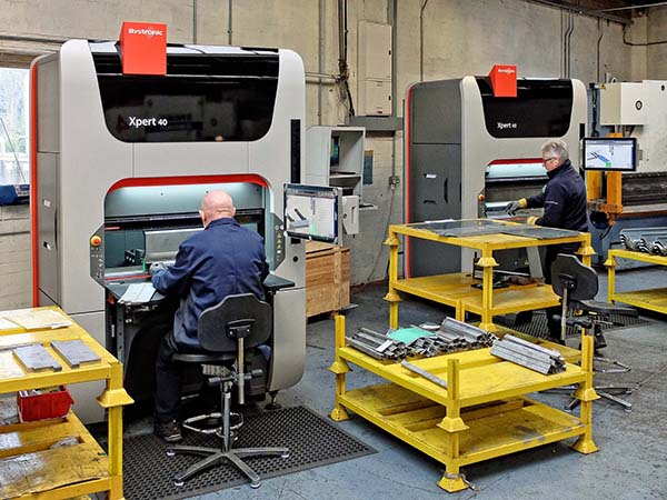 Allsops invests in Bystronic press brakes