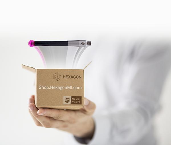 Hexagon launches online shop