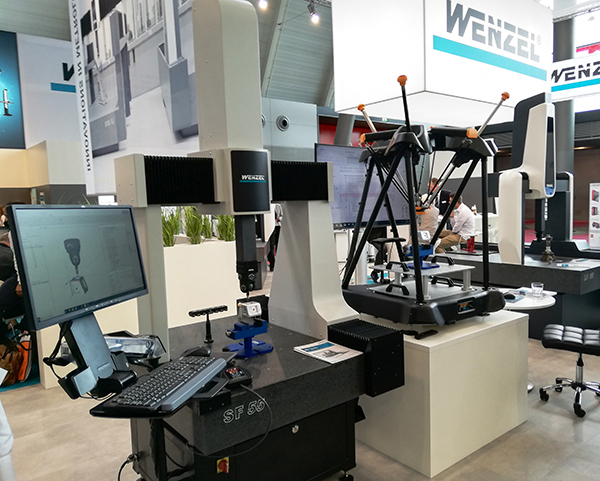 Wenzel and Renishaw collaborate