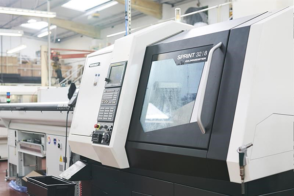 Camloc invests in second CNC lathe