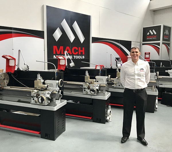 Mach Machine Tools recruits CNC guru