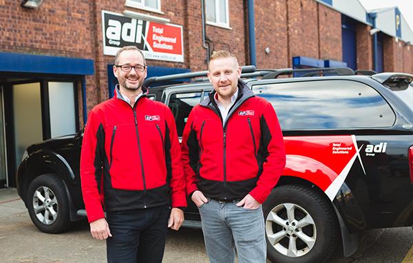 Automotive firm hits landmark