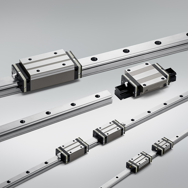 Customised linear guides