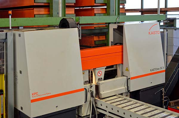 Storage and sawing systems upgraded