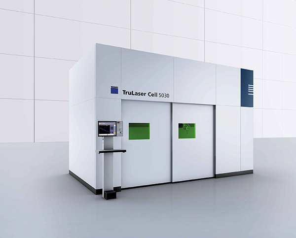 GF installs five-axis laser cell